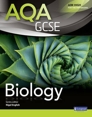 AQA GCSE Biology Student Book - Print on Demand