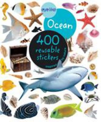 Ocean - Eyelike Sticker Book
