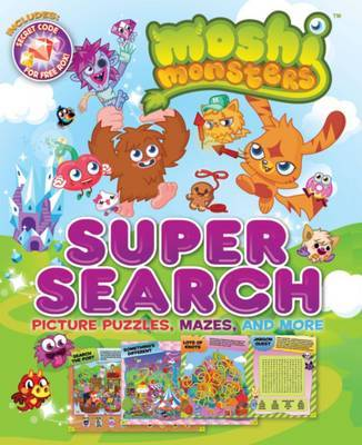 Moshi Monsters - Super Search