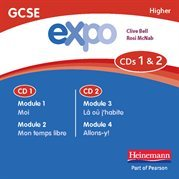 Expo (OCR and AQA) GCSE French Higher Audio CDs