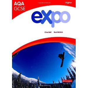 Expo AQA GCSE French Higher Student Book