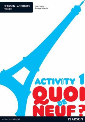 Quoi de Neuf? 1 Activity Book (1st edition)