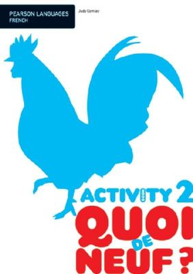 Quoi de Neuf 2 Activity Book