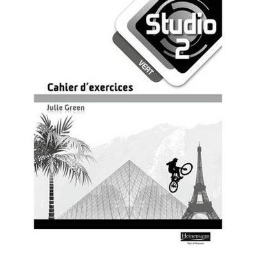 Studio 2 Vert Workbook (pack of 8)