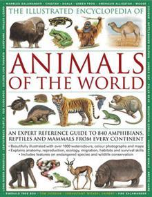Illustrated Encyclopedia of Animals of the World
