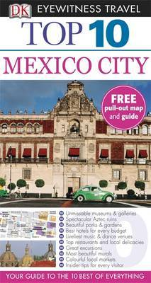 Mexico City Top 10 - DK Eyewitness Travel Guide