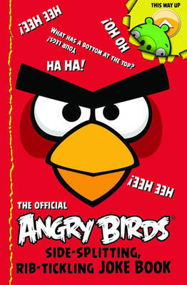 Angry Birds: Side-Splitting Joke Book!