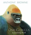 One Gorilla: A Counting Book (HB)