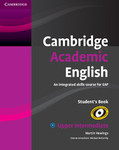 Cambridge Academic English B2 Upper Intermediate Student's Book : An Integrated Skills Course for EAP