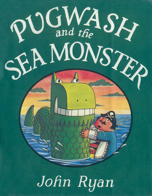 Pugwash and the Sea Monster (Book & CD)