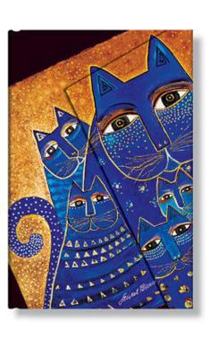 Mediterranean Cat Address Book (Mini)