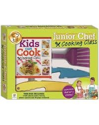 Junior Chef Cooking Class Gift Box