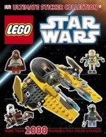 Lego Star Wars Visual Dictionary & Sticker Book Pack