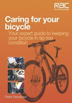 Caring for Your Bicycle: How to Maintain & Repair Your Bicycle
