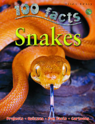 100 Facts on Snakes