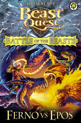 Ferno vs Epos (Beast Quest: Battle of the Beasts)
