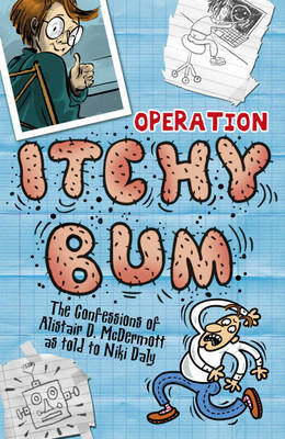 Operation Itchy Bum (#1)