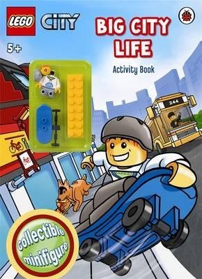 Big City Life: LEGO City Activity Book with Minifigure