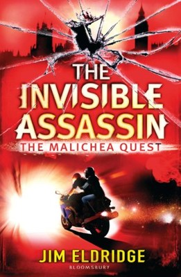 The Invisible Assassin (The Malichea Quest #1)