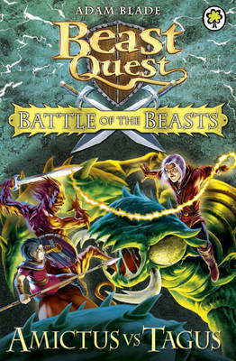 Amictus vs Tagus (Beast Quest: Battle of the Beasts #2)