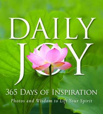 Daily Joy - 365 Days of Inspiration