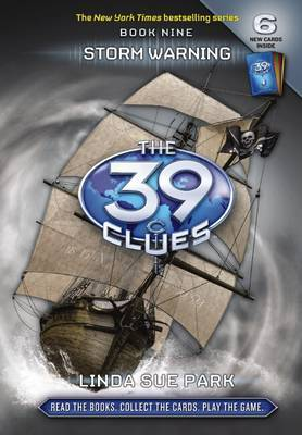 Storm Warning (39 Clues #9)