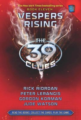 Vespers Rising (The 39 Clues #11)