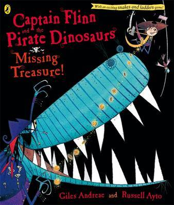 Missing Treasure! (Captain Flinn and the Pirate Dinosaurs)