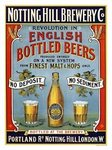 Notting Hill Brewery Poster