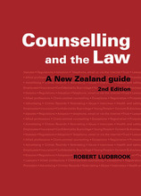 Homepage counselling and the law front cover web