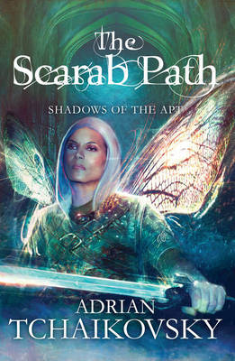 The Scarab Path (Shadows of the Apt #5)