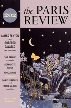 Homepage the paris review issue 202