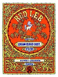 Red Leb - Drugs Graphic Poster