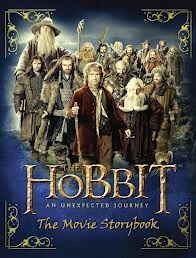 The Hobbit: An Unexpected Journey Movie Storybook