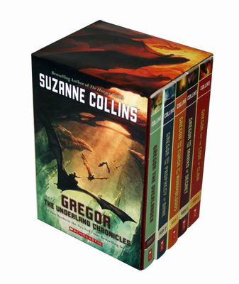 The Underland Chronicles (Gregor Boxed Set #1-5)