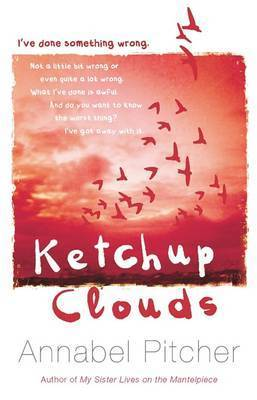 Large ketchup clouds