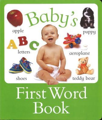 Baby's First Word Book