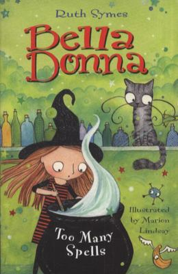 Too Many Spells (Bella Donna #2)
