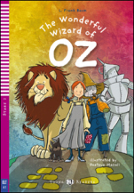 The Wonderful Wizard of Oz + CD (A1, Stage 2) Young ELI Reader