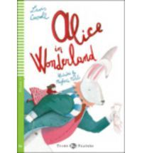 ELi Young: Alice in Wonderland + CD (A2, Stage 4)