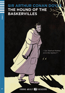 ELi YA Readers: The Hound of the Baskervilles + CD (A1, Stage 1)
