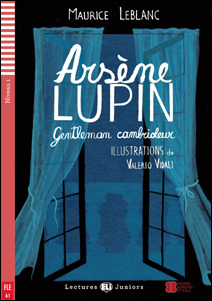 Lectures ELI: Arsene Lupin + CD (A1, Niveau 1)