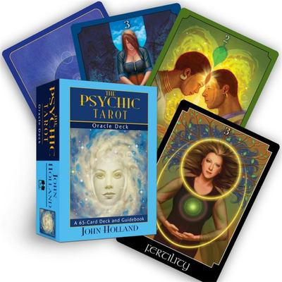 The Psychic Tarot Oracle (Card Deck)