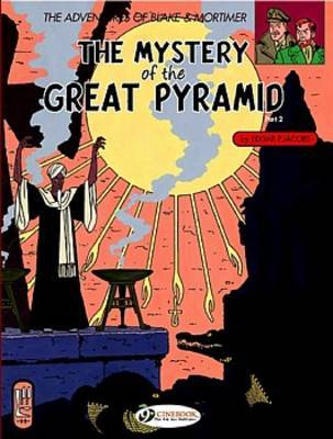 Mystery of the Great Pyramid Part 2 (The Adventures of Blake & Mortimer #3)