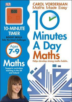 Basic Maths Skills, Ages 7-9 (10 Minutes a Day Maths)