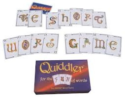 Quiddler: The Short Word Game