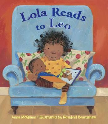 Lola Reads to Leo