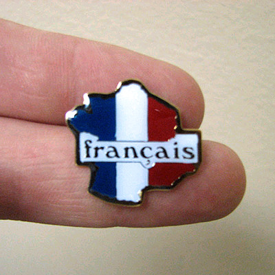 Badge - France Country