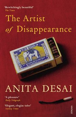 The Artist of Disappearance