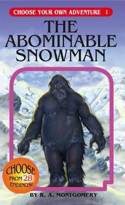 Abominable Snowman (Choose Your Own Adventure #1)